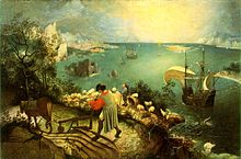 Fall of Icarus, Brugel, W.H Auden